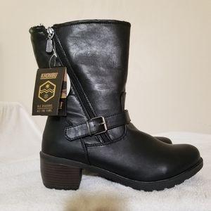 Khombu mae ankle boots